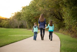Grapevine family photography